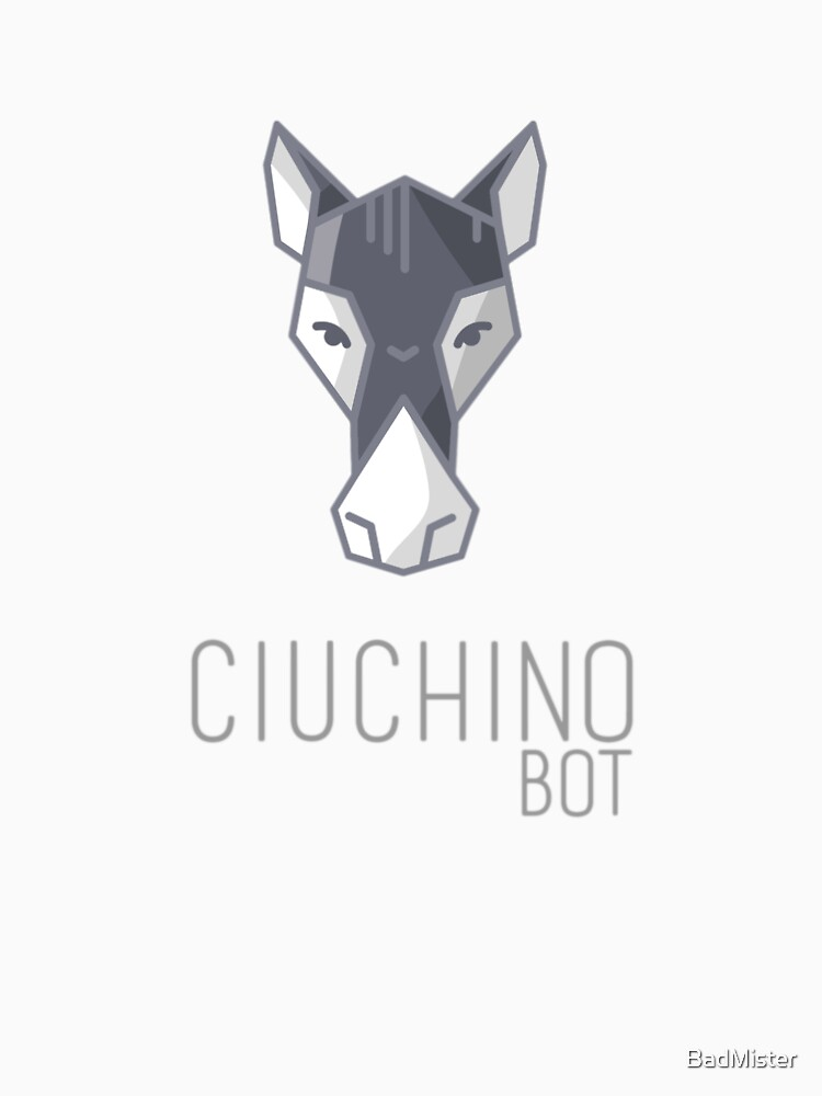 CiuchinoBot with name by BadMister