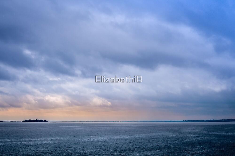 Morning Sky  by ElizabethiB