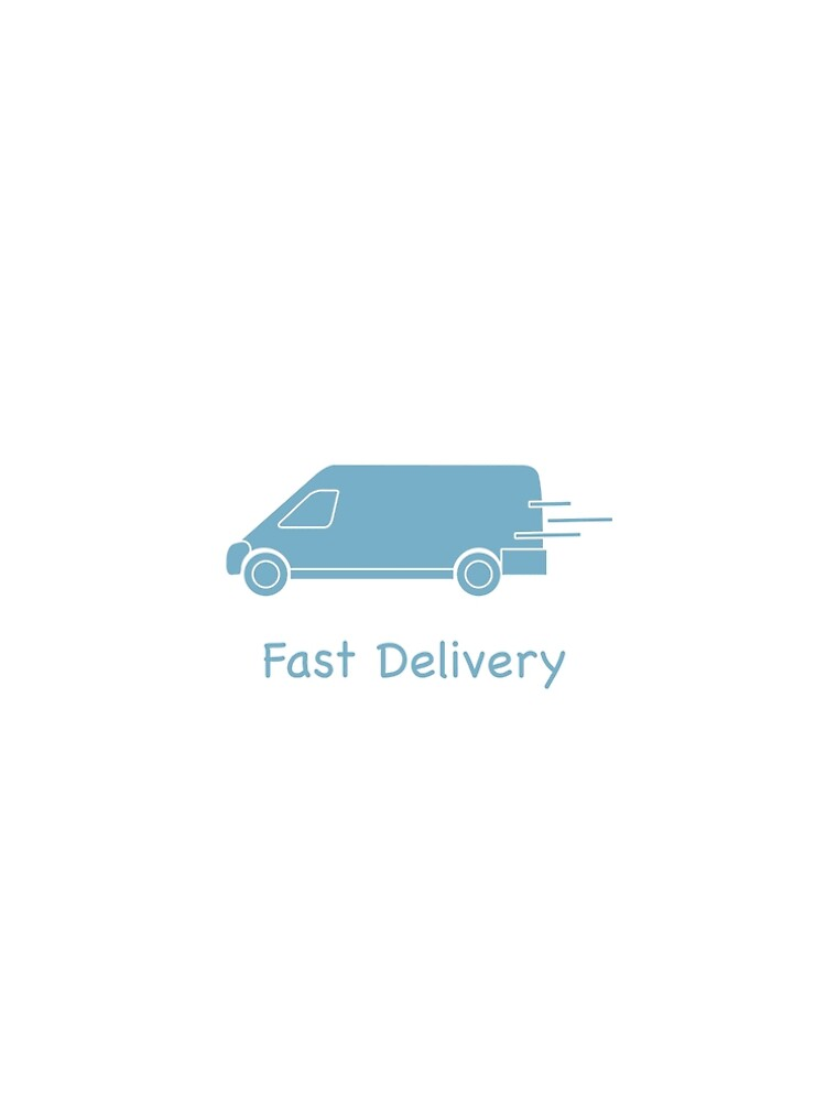 Delivery truck. Fast and convenient shipping. by aquamarine-p