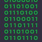 Bitcoin binary by Robin Lund