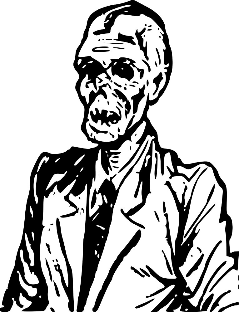 Zombie gift idea by haads