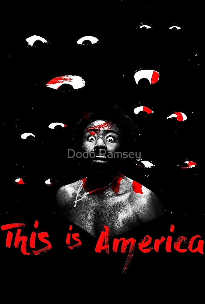 GET OUT - This is America 2 by Dodo Ramsey