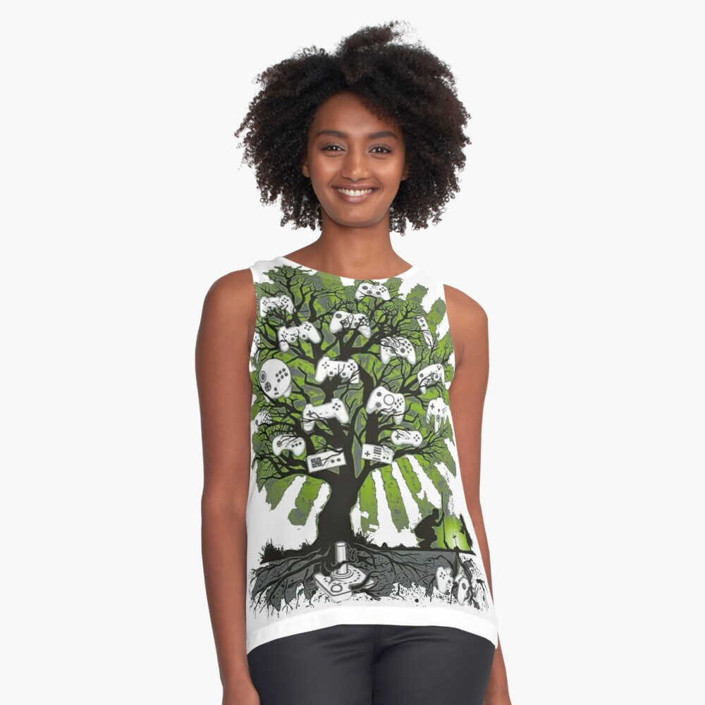 Game Contrast Tank Front