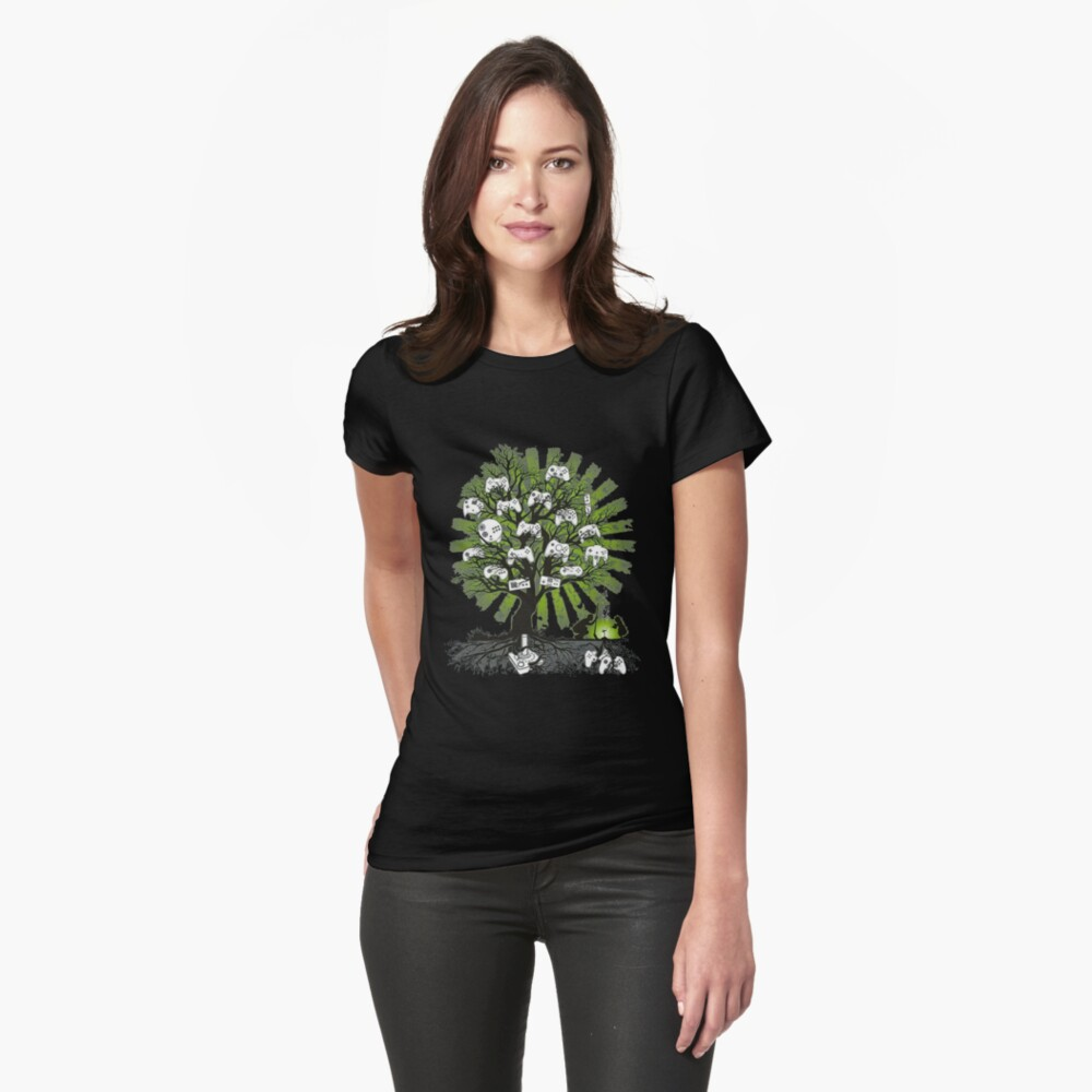 Game Womens T-Shirt Front