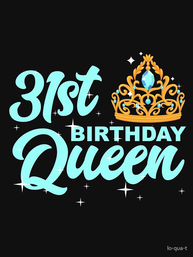 Birthday Queen 31 by lo-qua-t