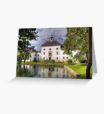 Schloss Rothenthurn Greeting Card