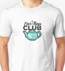 Camiseta ajustada Las mejores camisas, pegatinas y más del Club de cosas de cosas