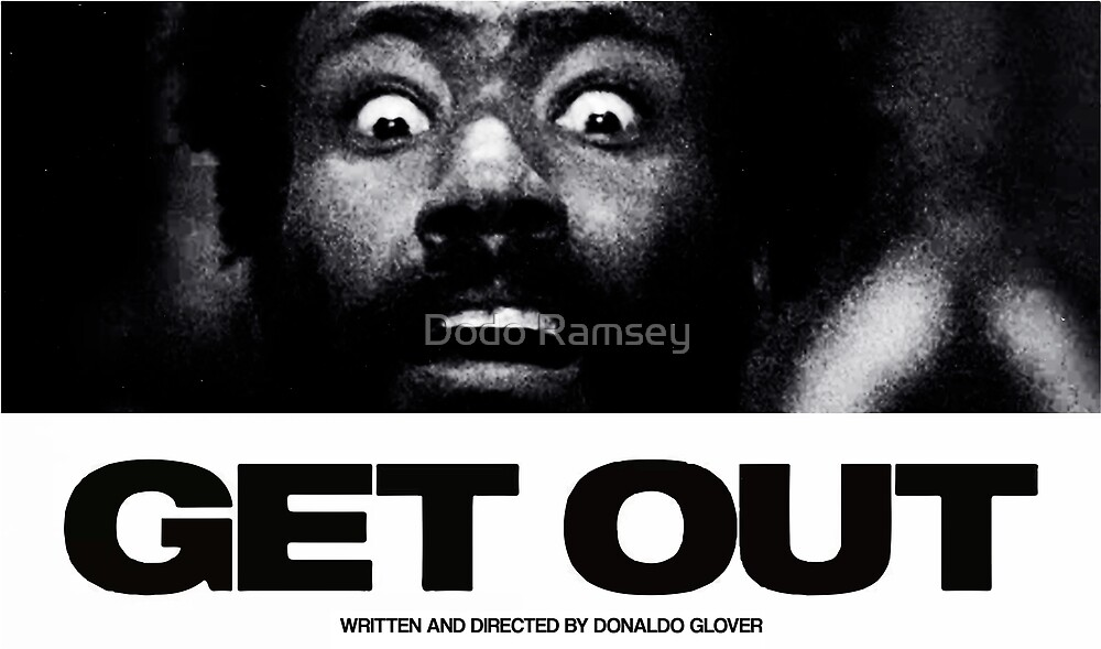 THIS IS AMERICA - GET OUT 2 by Dodo Ramsey