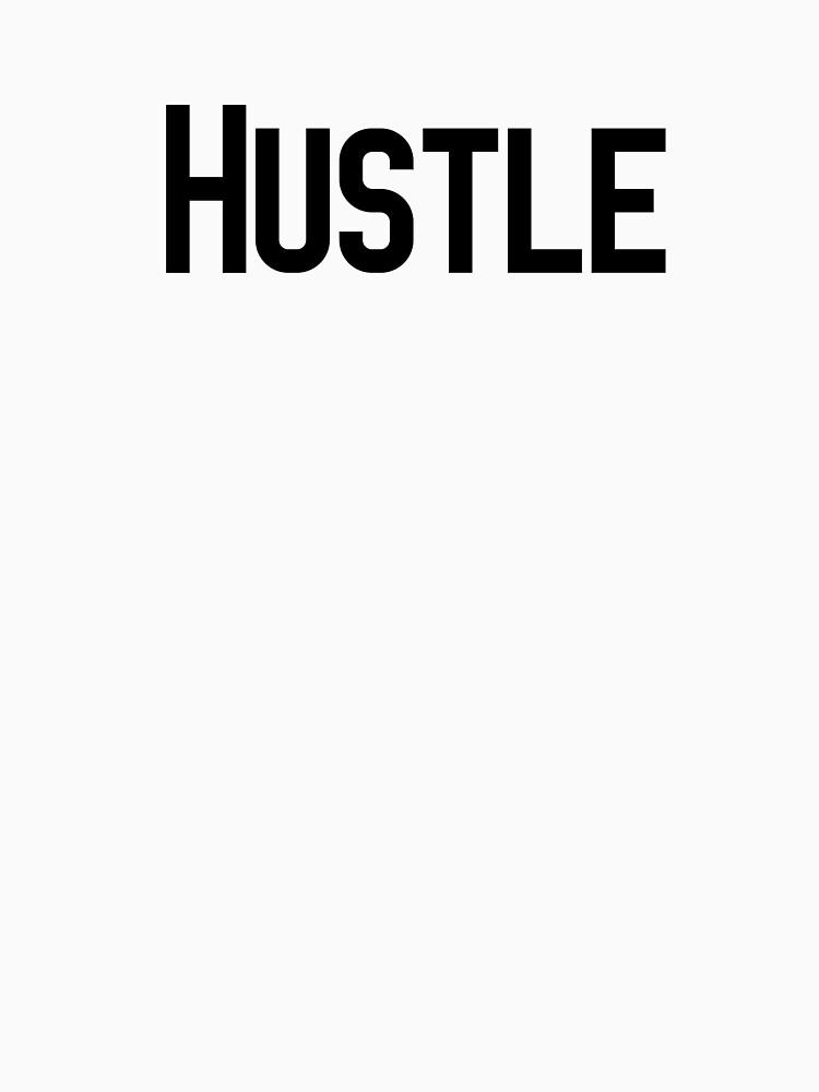 Hustle by teeprintsio