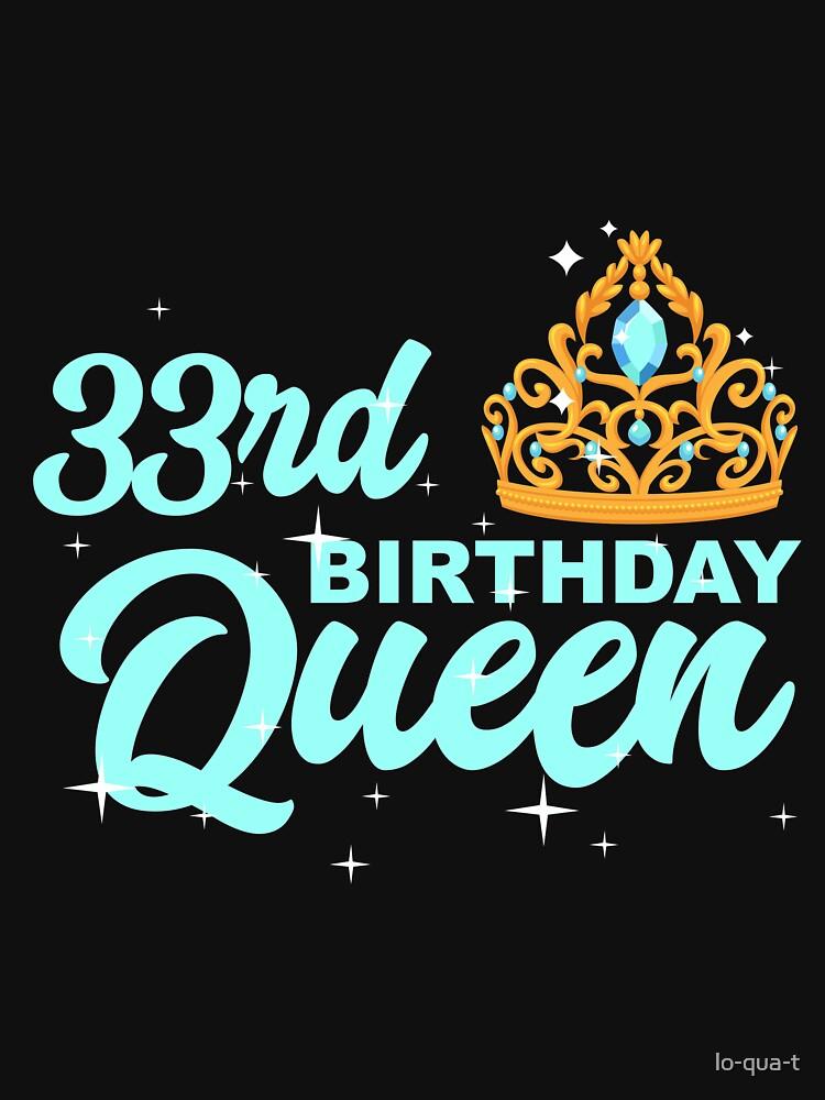 Birthday Queen 33 by lo-qua-t