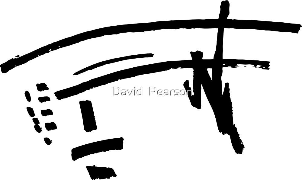 Rhythm 2 by David  Pearson