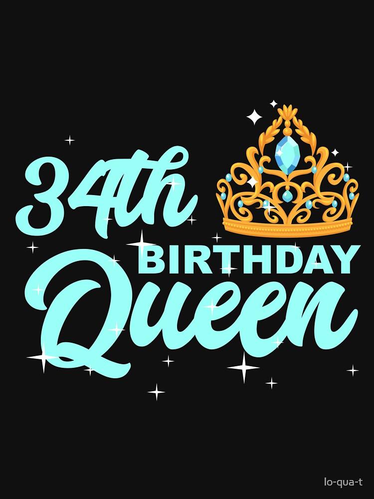Birthday Queen 34 by lo-qua-t