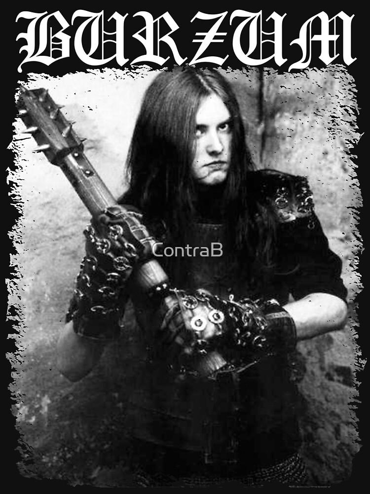 Burzum - Varg Vikernes - War by ContraB