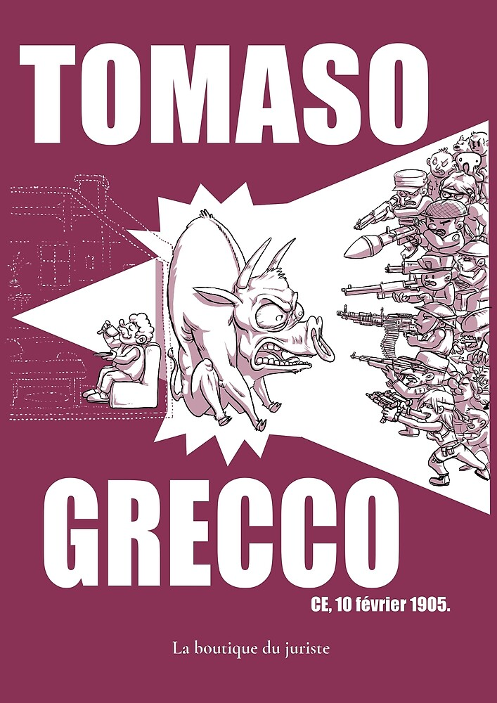 Tomaso Grecco by le-grom