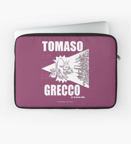 Tomaso Grecco Housse de laptop