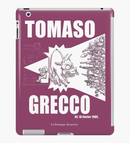 Tomaso Grecco Coque et skin iPad