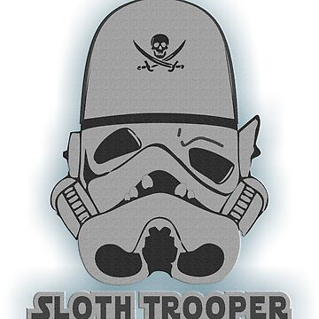 sloth trooper by Ragazzi