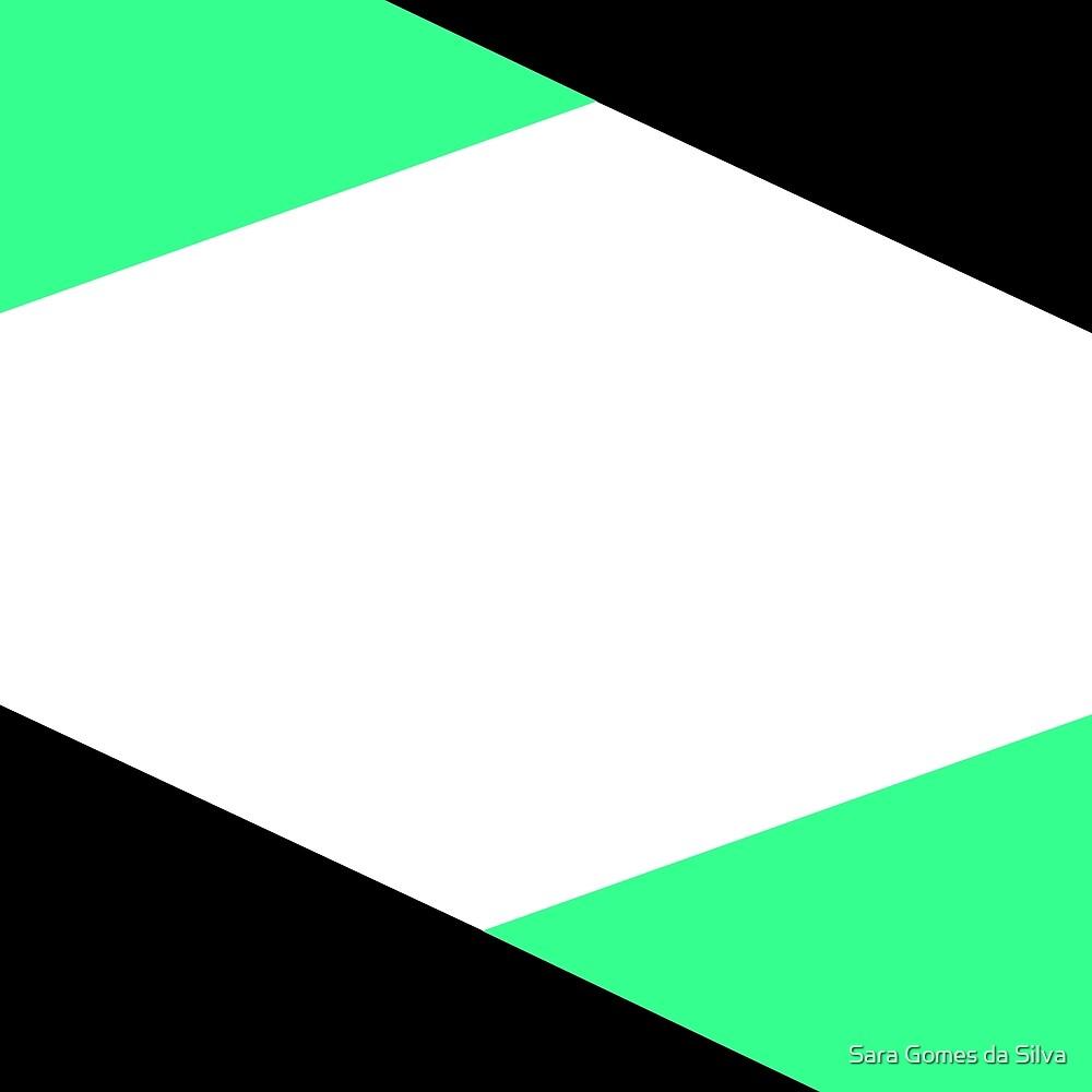 6 Sides Green by Sara Gomes da Silva