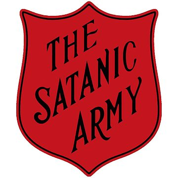 The Satanic Army by VRare