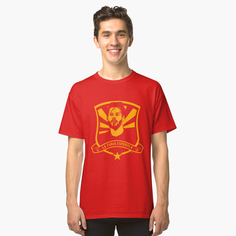 Rojas Classic T-Shirt Front