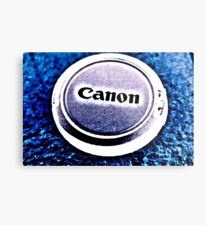 HighKey Canon Metal Print