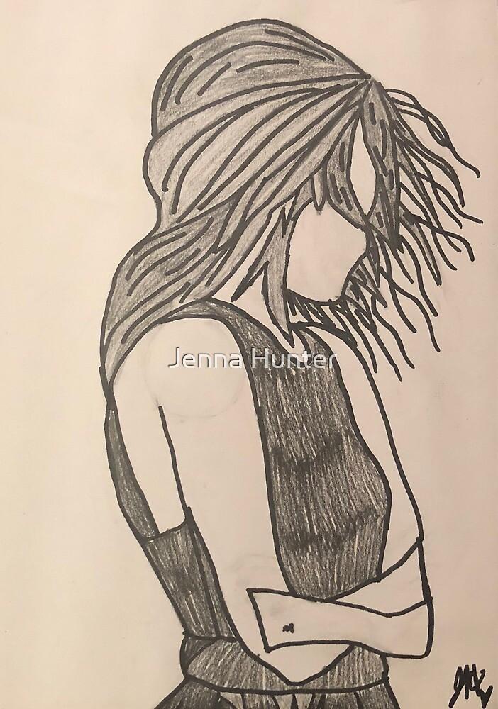 Shy Girl by Jenna Hunter