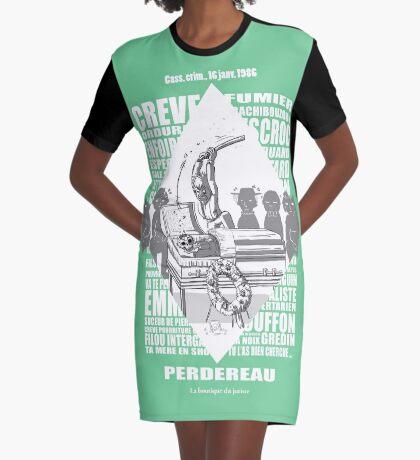 Perdereau Robe t-shirt