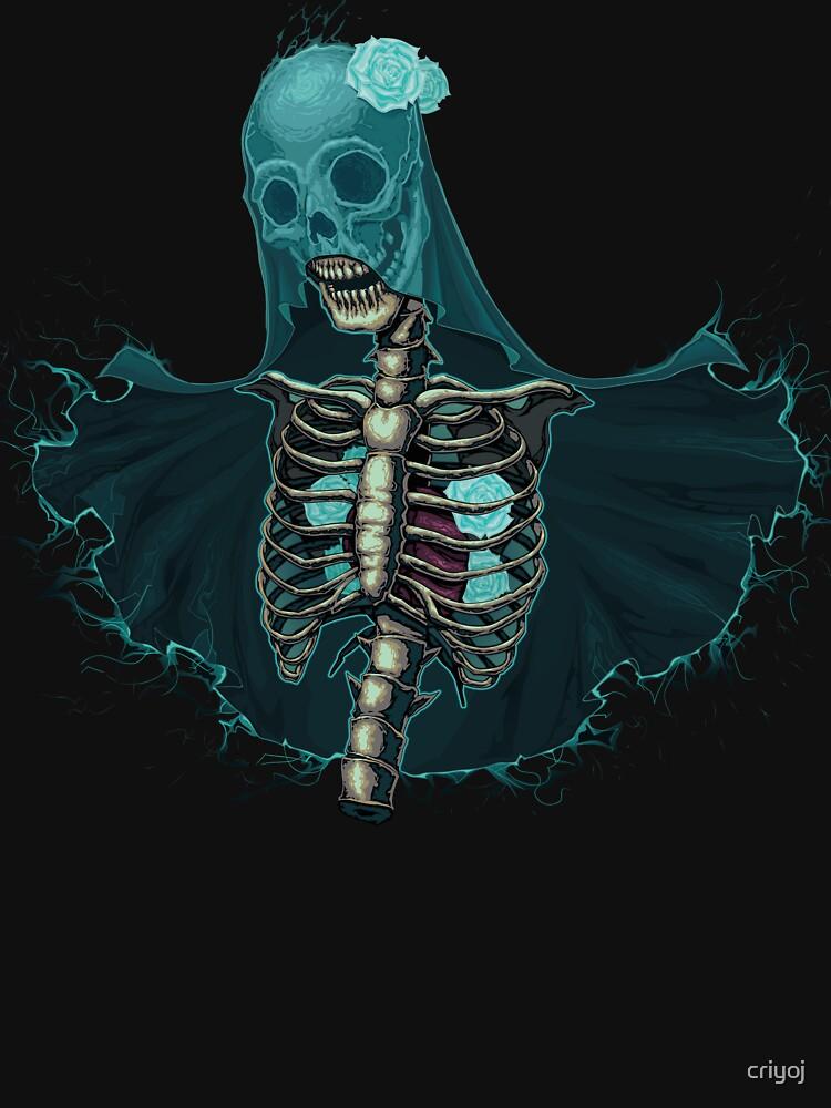 Corpse Bride by criyoj