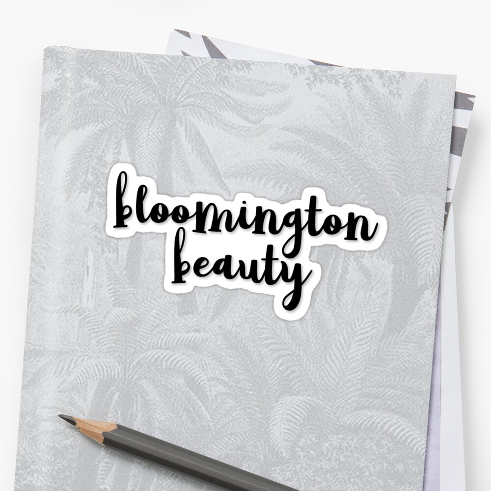 bloomington beauty by olivia918