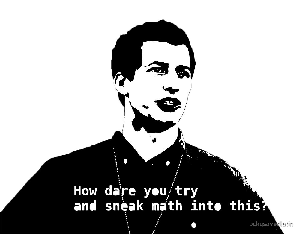 Brooklyn Nine-Nine, Jake Peralta by bckysavedlatin