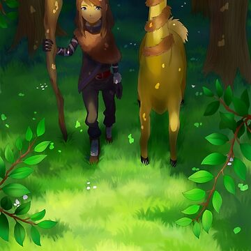 Through The Forest by Lumii