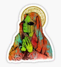 The Virgin Mother Sticker