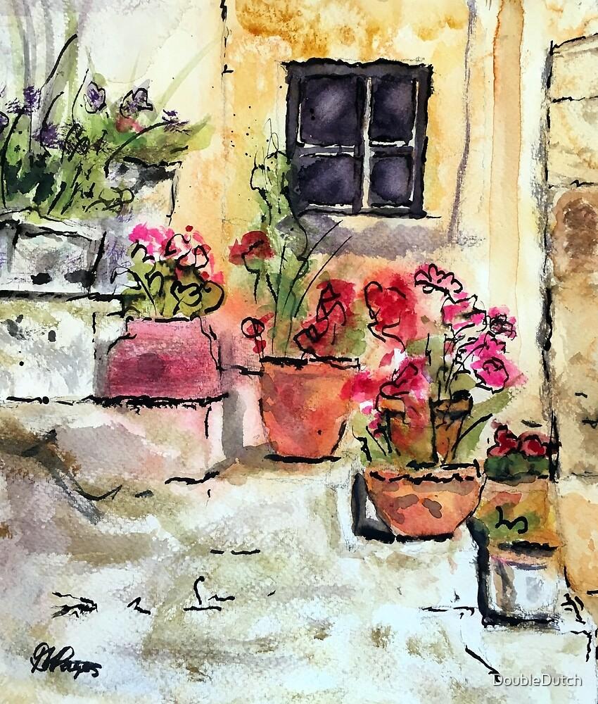 Flower pots by DoubleDutch