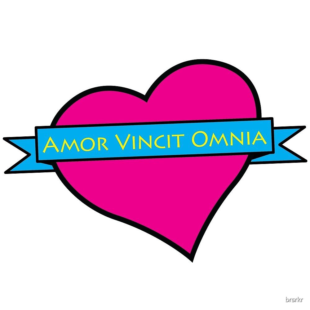Amor Vincit Omnia by brsrkr