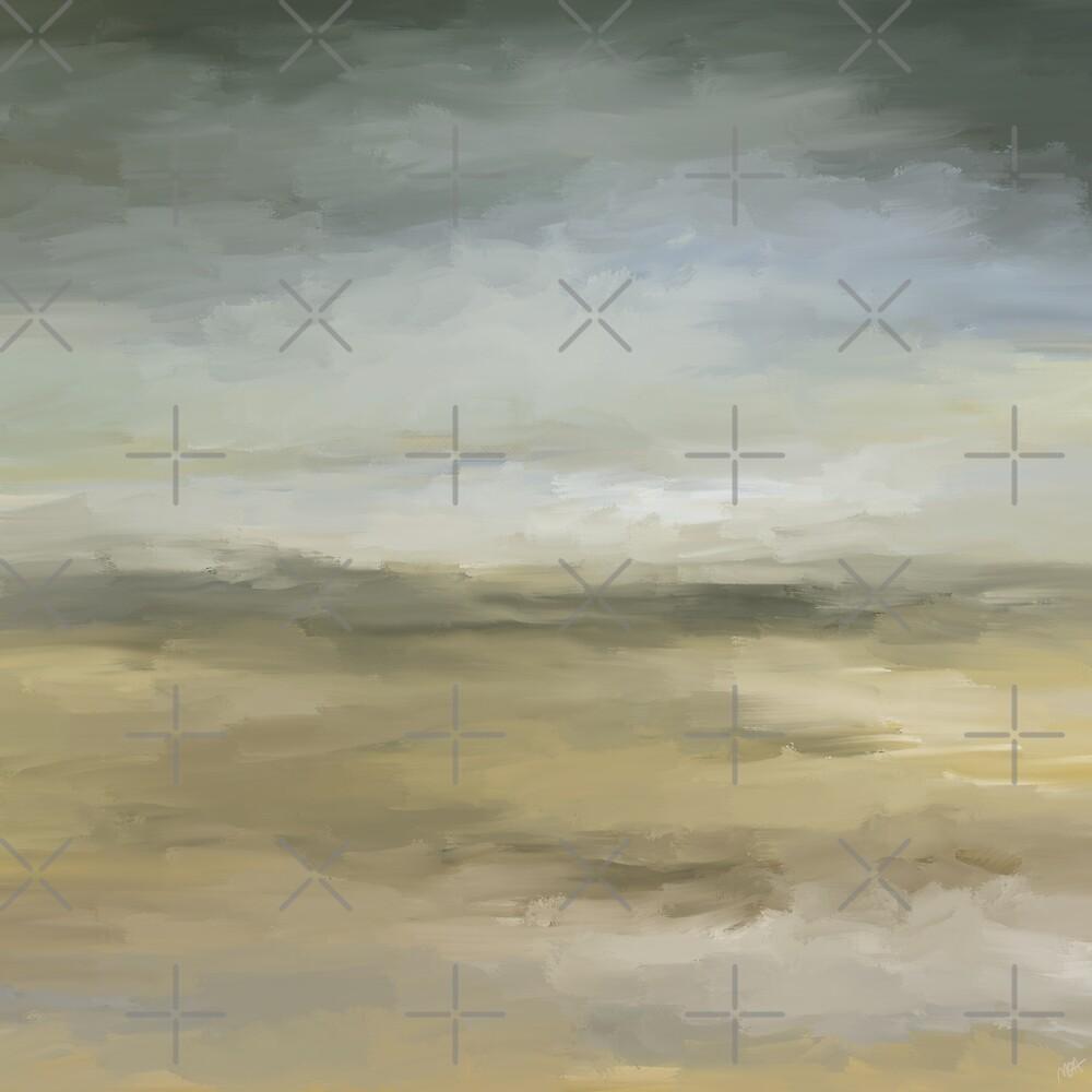 Sand and Sea - Gold Coast by DesignByMCA