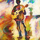Guitarist: Color of Music by Oleg Atbashian