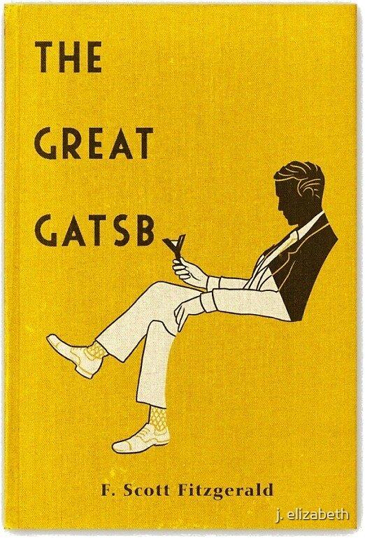 great gatsby by J. Elizabeth