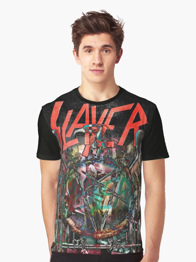 Slay Graphic T-Shirt Front