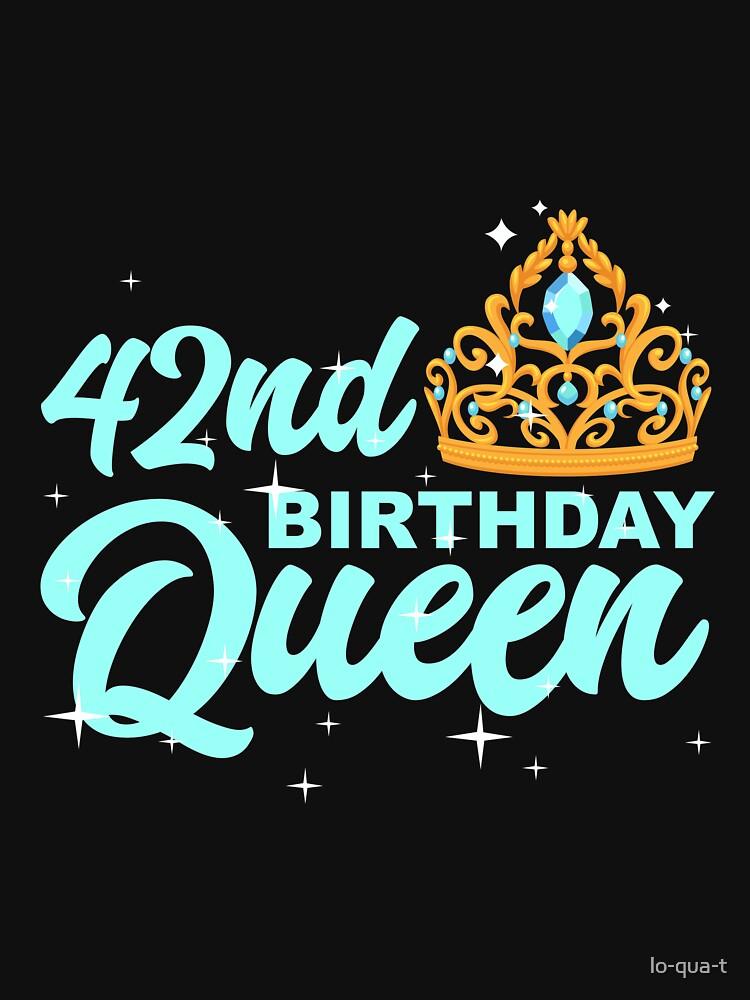 Birthday Queen 42 by lo-qua-t