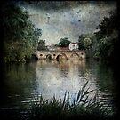 Ancient Bridge by Lydia Marano