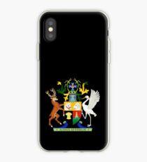Coat of Arms of Queensland, Australia iPhone Case