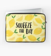 Squeeze the Day Laptop Sleeve