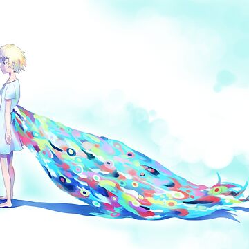 Peacock Tail by Lumii