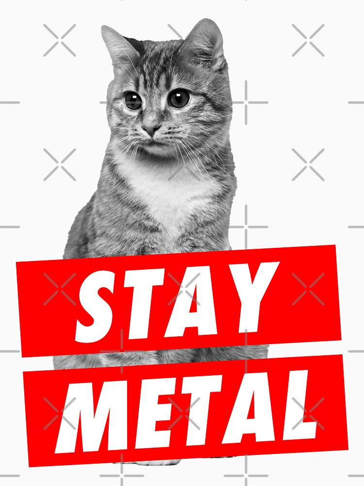 STAY METAL by PYHC