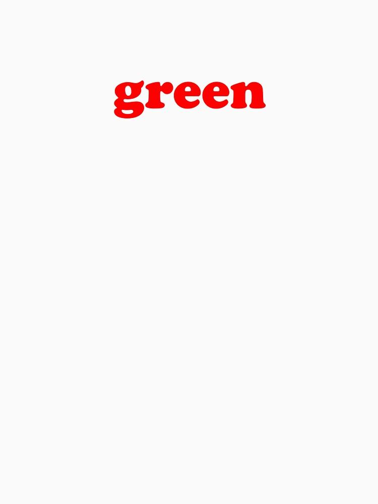 green by drsamtam