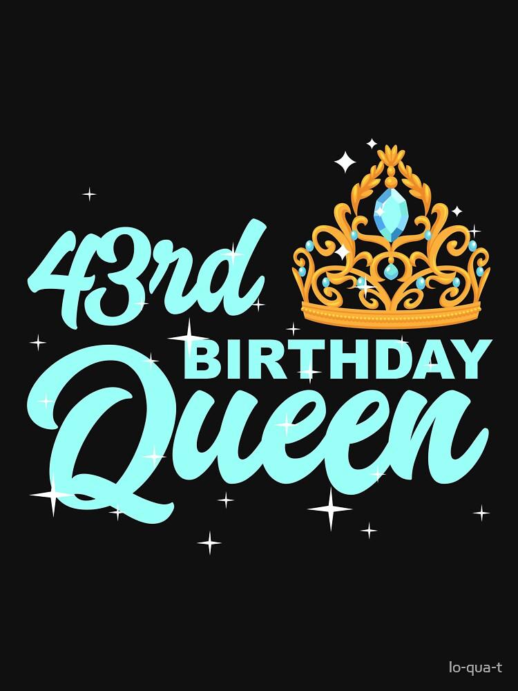 Birthday Queen 43 by lo-qua-t