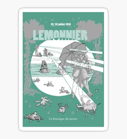 Lemonnier Sticker
