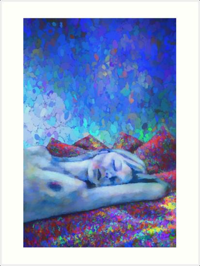 Natasha's Dream: Colors of Her Future by Oleg Atbashian