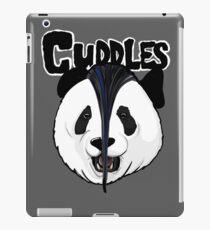 the misfits cute panda bear parody iPad Case/Skin