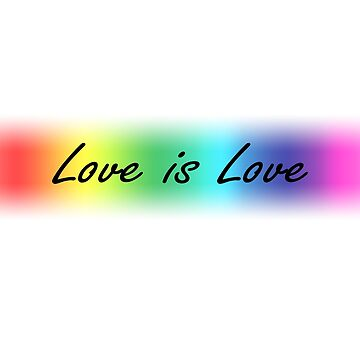 Love is Love by LGBTKansasCity
